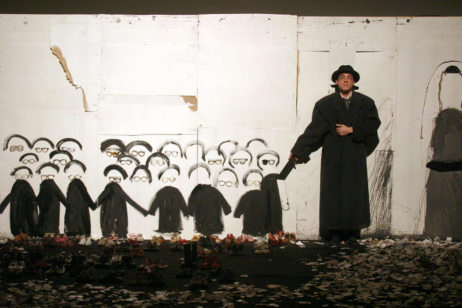 Image courtesy of the Barbican Theatre