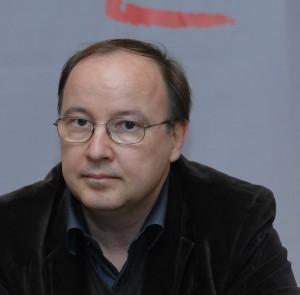 Andrey Erofeev, curator
