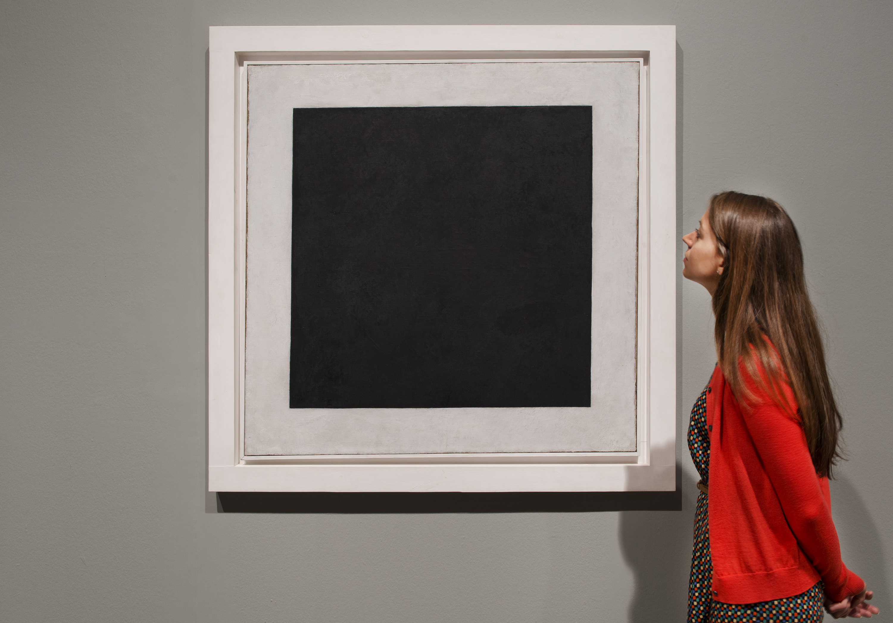 Black Square Painting Price
