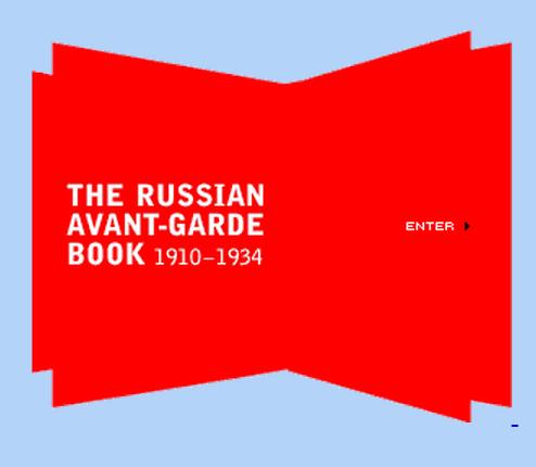 Examples of avant garde advertising reanimators
