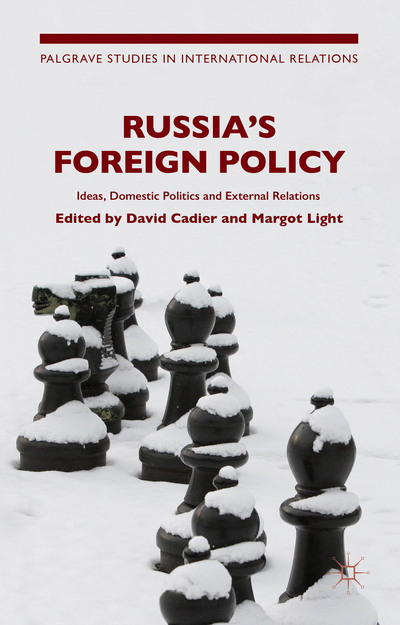 russian policy in external affairs Acting under secretary for public diplomacy and public affairs at the state department on us-led strikes on assad regime russia thwarted efforts to hold syria accountable foreign policy 1 day ago.