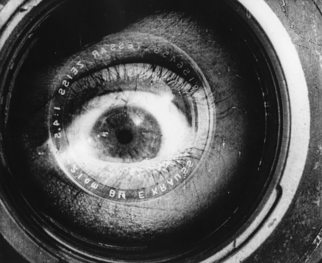 an introduction to the life of man with the movie camera vertov