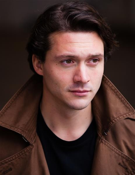 David Oakes - The Portrait - Photo By James Joyce (1)