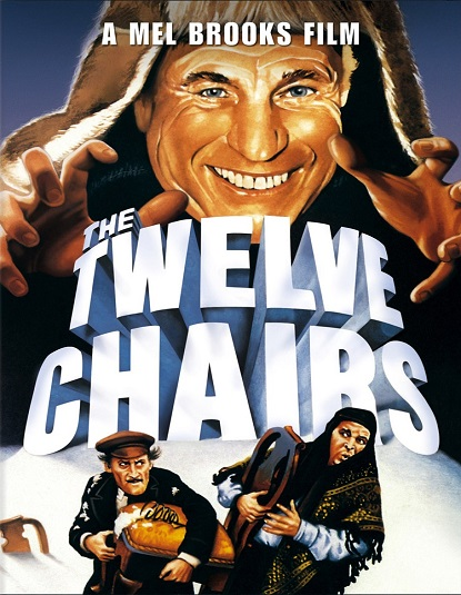 mel brooks the 12 chairs