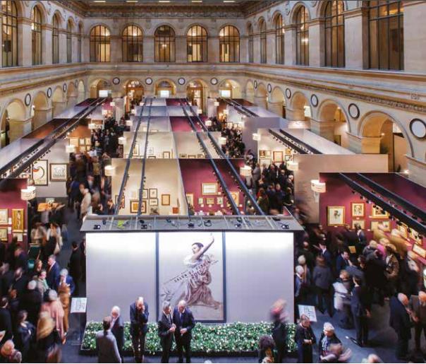 News pushkin state museum of fine arts is guest of honor - Salon du master paris ...