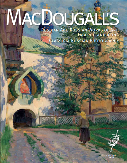 MacDougall's catalogue