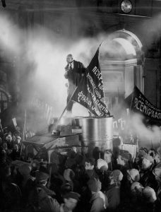 October: Ten Days That Shook the World (1927) by Sergei Eisenstein / Courtesy of theredlist.com