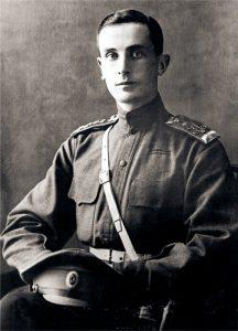 Felix Yusupov in 1914 / Courtesy of Wikipedia