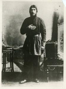 A rare early photo of Rasputin / Courtesy of Douglas Smith