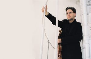 CONCERT: Alexander Sitkovetsky with Vienna Tonkuenstler Orchestra at Cadogan Hall, 28th February.