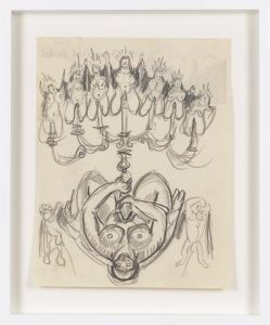 EXHIBITION: Sergei Eisenstein Drawings at Alexander Gray Associates, New York. Until February 11th