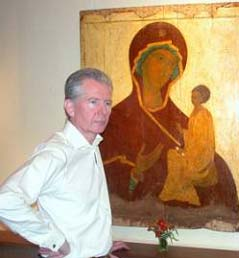 LECTURE: Born of the Virgin Mary by Richard Temple, 8 February