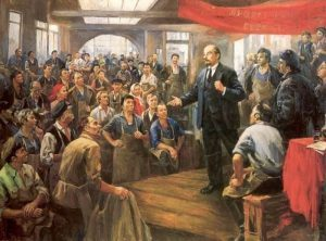 SEMINAR: The Russian Revolution and Global Development: Lessons from the First Hundred Years, 28th February