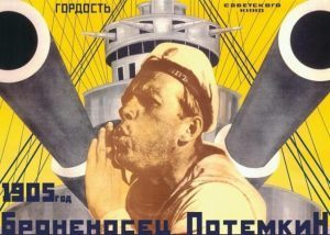 CINEMA: A WORLD TO WIN: A Century of Revolution on Screen. Battleship Potemkin, 17 February