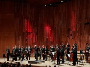 Review: Vladimir Spivakov and Moscow Virtuosi in London
