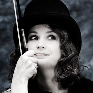 CONCERT: Patricia Kopatchinskaja, Violin to Perform with  Polina Leschenko, piano, Wigmore Hall, 27 March