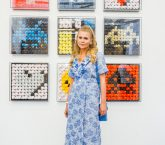 Artist Olga Lomaka Opens Up her Contemporary Art Gallery in London