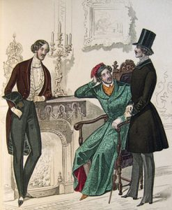 TALK: RULES OF ELEGANCE: RUSSIAN AND BRITISH DANDYISM IN THE 19TH CENTURY, 24 April at the Pushkin House