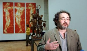 AN EVENING WITH MARAT GUELMAN. TRUSTING MAN'S JOURNEY, FROM MOLDAVIA TO MONTENEGRO. Pushkin House, 4 May