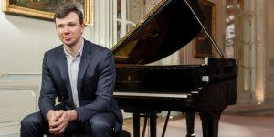 Fundraising Dinner Concert '1917: The Final Flowering' by Alexander Karpeyev. 22 June