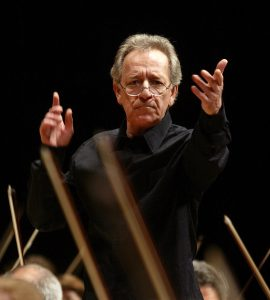 Saint Petersburg Philharmonic Orchestra: Yuri Temirkanov Conducts Pieces by Rimsky-Korsakov, Stravinsky and Rachmaninoff, Athens, 6-7 July