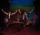 The Gypsy Flame, the Yagori Gypsy Dance Company, Streatham Hill Theatre, 27 July