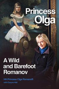 AN EVENING WITH HH PRINCESS OLGA ROMANOFF: A WILD AND BAREFOOT ROMANOV. 30 OCTOBER