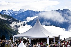 Verbier Festival – Music in the Alps.