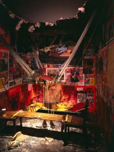 ILYA AND EMILIA KABAKOV: NOT EVERYONE WILL BE TAKEN INTO THE FUTURE. 18 October 2017 – 28 January 2018 at Tate Modern