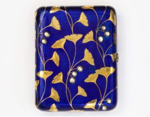 faberge cigarette case