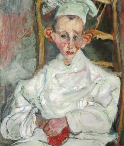 Soutine's Portraits: Cooks, Waiters & Bellboys, The Courtauld Gallery, 19 October 2017 – 21 January 2018