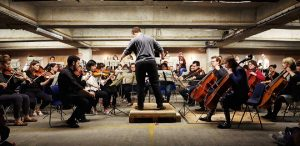 The Multi-Story Orchestra: STRAVINSKY RITE OF SPRING. 9 September