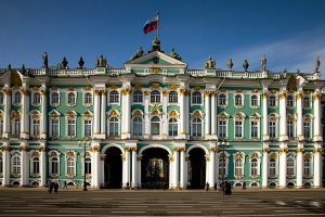 """DYNASTIC RULE: MIKHAIL PIOTROVSKY AND THE HERMITAGE"" with GERALDINE NORMAN, 20 September"