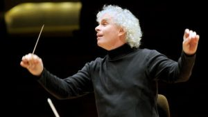 Sir Simon Rattle To Conduct Stravinsky Ballets at the Barbican, 21 September