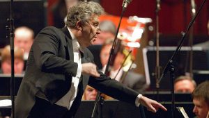 Guildhall Symphony Orchestra conducted by Vassily Sinaisky, Milton Court Concert Hall, 22 September