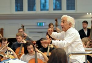 Vladimir Ashkenazy to Conduct Works by Shostakovich and Rachmaninov, Royal Festival Hall, 26 October