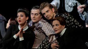 Stage Russia: Anna Karenina, Barbican,16 November