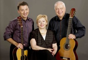 The Nikitins in the UK: A Legendary Russian Duo Comes to Cambridge, Murray Edwards College, 18 November