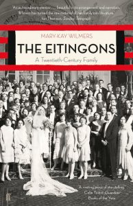 THE EITINGONS – IN CONVERSATION WITH MARY-KAY WILMERS, Pushkin House, 5 December