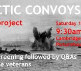 Arctic Convoys Weekend. Film Screening Followed by Q&As with British War Veterans, Cambridge, 16 December
