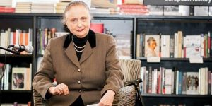 Evening with the Cambridge Professor Irina Kirillova, Rossotrudnichestvo, 21 December