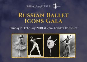 The Russian Ballet Icons Gala, The London Coliseum, 25 February