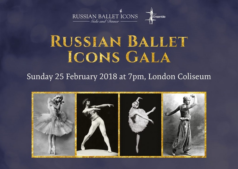 russian ballet icons gala 2018