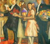 LEONID PASTERNAK AND HIS DAUGHTERS, AS TOLD BY HIS GRANDCHILDREN, PUSHKIN HOUSE, 24 JANUARY