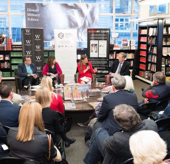 NEWS: Russian Art and Culture launches Masterpieces of Soviet Art and Sculpture at Waterstones