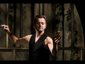 "INTERVIEW: ""Fire, death, anxiety, love, fear…it's all there"" – Mikhail Baryshnikov on the Premiere of Brodsky/Baryshnikov Project in London. By Irene Kukota"
