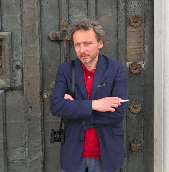 Interview with Russian Art Collector and Art-Dealer Maxim Bokser.
