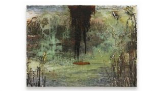 Anselm Kiefer, for Velimir Khlebnikov. Fates of Nations. The Hermitage, 30 May Onwards