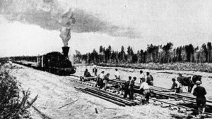 Revolutionary Railroad: The Trans-Siberian 1891 – 1920, British Library, 21 July