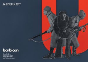 Eisenstein's October with the London Symphony Orchestra, 26 October in Barbican
